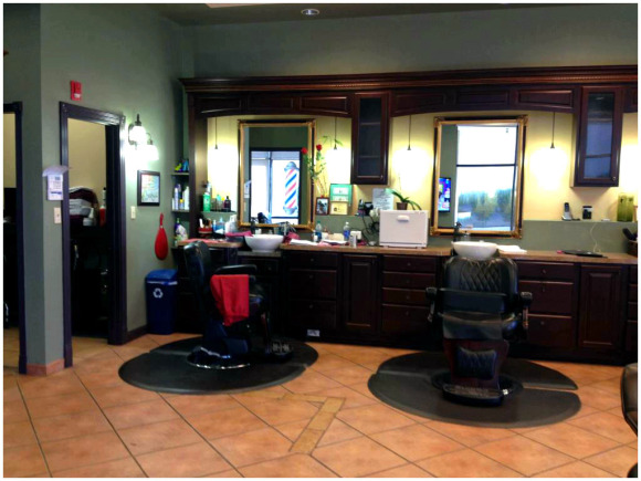 Photo of Our Barber Station